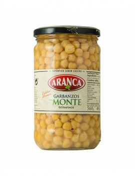 Garbanzos Monte