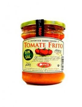 Tomate Frito Casero Sin Sal
